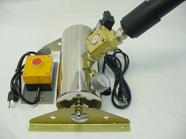 Electric Air Cannon Compact Model 299 00 Confetti